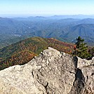 Cammerer Rock by Kerosene in Views in North Carolina & Tennessee