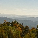 Smoky Mountain Ridgelines by Kerosene in Views in North Carolina & Tennessee