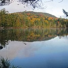 Reflection on Rainbow Lake