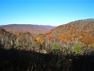 Fall Colors Near Sams Gap by Kerosene in Views in North Carolina & Tennessee