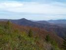 Big Butt From Big Firescald Knob by Kerosene in Views in North Carolina & Tennessee