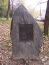 Carolina Mountain Club Plaque by Kerosene in North Carolina &Tennessee Trail Towns
