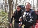 Hobbs & Jerseydave by Kerosene in Day Hikers