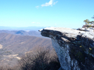 Mcafee Knob By Itself