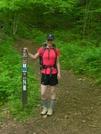 Nantahala National Forest by Kerosene in Section Hikers
