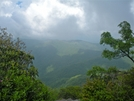 View From Standing Indian by Kerosene in Views in North Carolina & Tennessee