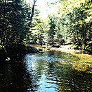 Lost Pond Creek by Kerosene in Views in New Hampshire
