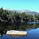 Tuckerman Ravine from Lost Pond by Kerosene in Views in New Hampshire