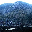 Wildcat Peak A Looms over Carter Notch by Kerosene in Views in New Hampshire