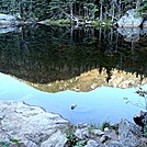Carter Pond Alpenglow Reflection by Kerosene in Views in New Hampshire