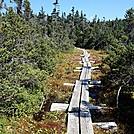 Bog Bridge Superhighway by Kerosene in Views in New Hampshire