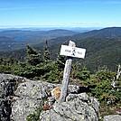 Summit of Goose Eye