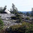 Glacial Sporadic atop Bemis
