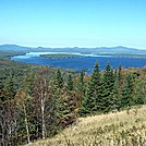 Mooselookmeguntic Lake by Kerosene in Views in Maine