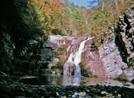 Laurel Fork Falls by Kerosene in Views in North Carolina & Tennessee