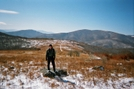 Kerosene Atop Little Hump Mountain by Kerosene in Section Hikers