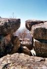 Artsy View atop Tinker Cliffs by Kerosene in Views in Virginia & West Virginia