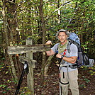 Hiking A.T. by George L Spivey Jr in Section Hikers