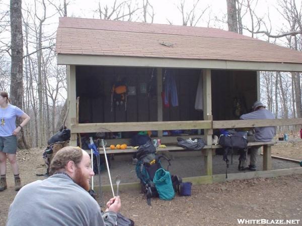 Blue Mtn Shelter 04