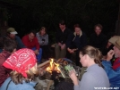 Campfire at Standing Bear Farm