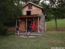 Jim Murray\'s secret shelter