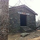 Mar 22, 2011 Blood Mountain Shelter (Mile 28.3)