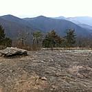 Mar 23, 2011 Wolf Laurel Top (Mile 34.2) by MaggieMaeFlower in Views in Georgia