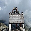 Katahdin by Gambit McCrae in Section Hikers