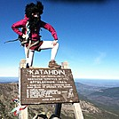 M'ssippi's 2012 Thru-Hike ~ Katahdin 10/25