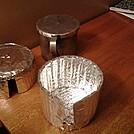 DIY Reflectix Pot Cozy, pic 1.