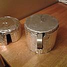 DIY Reflectix Pot Cozy, pic 2. by Tuckahoe in Gear Gallery