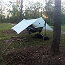 A cool Septmber morning with the hammock by Tuckahoe64 in Hammock camping