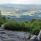 Priest Mt Overlook