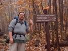 Virginia/west Virginia Line by Tuckahoe in Trail & Blazes in Virginia & West Virginia