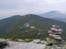 Baldpate Mtn East Peak by Buddman in Trail & Blazes in Maine