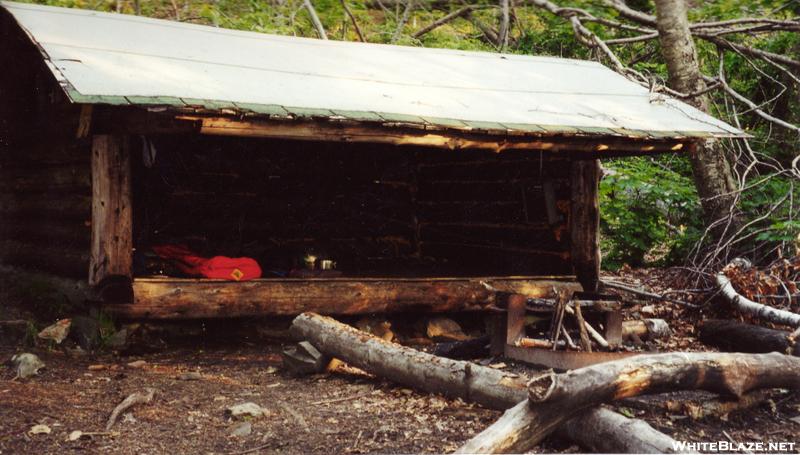 Old Moose Mountain Shelter