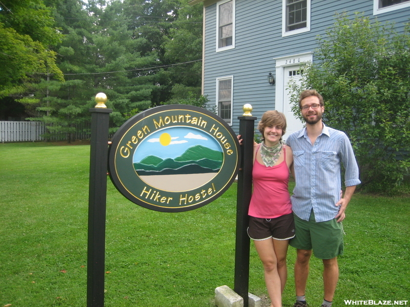 Johnny Thunder And Freefall And Green Mountain House & Hiking The Long Trail