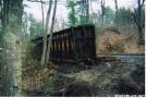 Train Derailment by Jeff in Trail & Blazes in Connecticut
