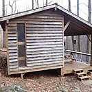 Paul C. Wolfe Memorial Shelter by tacodog in Virginia & West Virginia Shelters