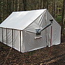 Stove Pipe by Cadenza in Tent camping