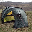 Hilleberg Keron 3 by Cadenza in Tent camping