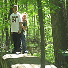 sourland hike mother s day me and chris by Minnitonka in Trail & Blazes in New Jersey & New York