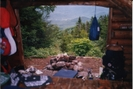 Gentian Pond Shelter by Jim Lemire in New Hampshire Shelters