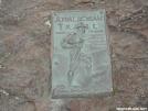 Georgia Appalachian Trail Club Plaque by Youngblood in Trail & Blazes in Georgia