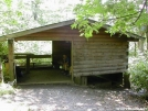 Carter Gap Shelter (New) by Youngblood in North Carolina & Tennessee Shelters