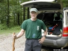 """John """"Big Stick"""" Cavender by Youngblood in Trail Angels and Providers"""
