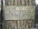 NC/GA Border by Youngblood in Sign Gallery