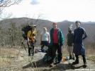 Arwen, Heather, Xena, Jonathan, Bloody Cactus '04
