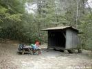 Stover Creek Shelter Georgia