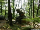Balance Rock by Youngblood in Views in Georgia